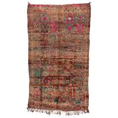 Tribal & Rusitc Moroccan Rug