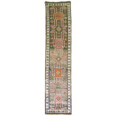 Tribal Turkish Anatolian Runner