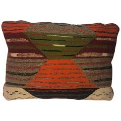 Tribal Wool Vintage Kilim Cushion