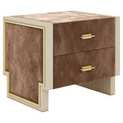 Tribeca Nightstand by Giannella Ventura
