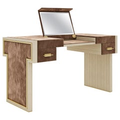 Tribeca Vanity Table by Giannella Ventura