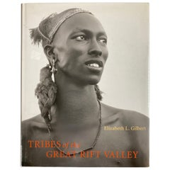 Tribes of the Great Rift Valley Hardcover Book by Anup Sah, E. L.Gilbert, M Shah