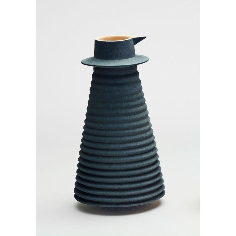 Ceramic Tributte Platter by Rodrigo Lobato Yáñes For Sale