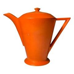 Tricorne Salem Deco Ceramic Coffee / Tea Pot