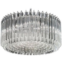 Triedri Drum Chandelier by Fabio Ltd