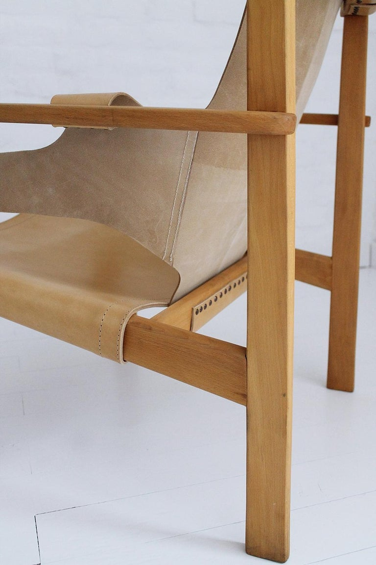 Trienna Lounge Chair by Carl-Axel Acking For Sale 3