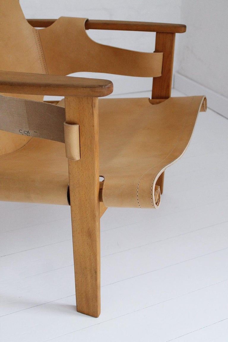 Trienna Lounge Chair by Carl-Axel Acking For Sale 4