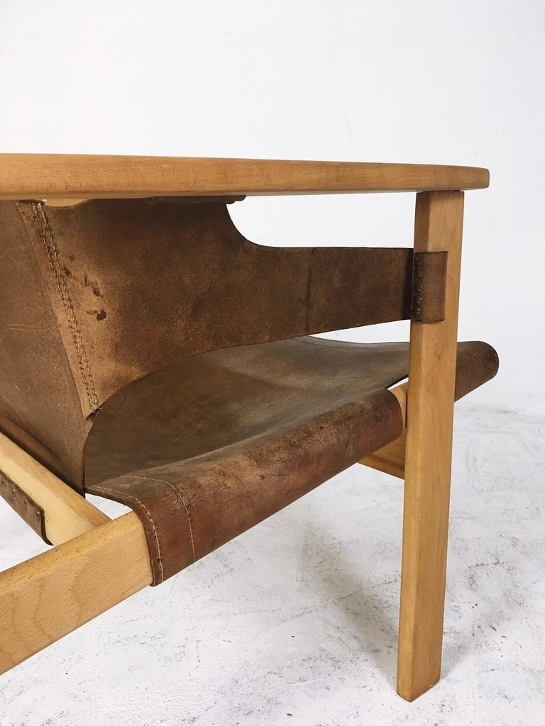 Trienna Lounge Chair by Carl-Axel Acking For Sale 6