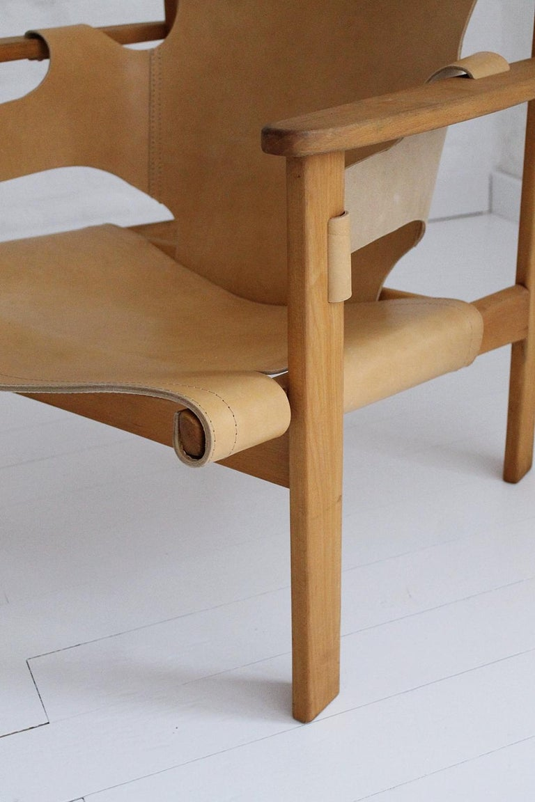 Trienna Lounge Chair by Carl-Axel Acking For Sale 7