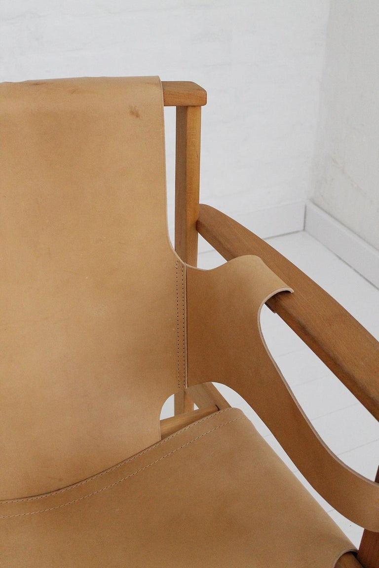 Trienna Lounge Chair by Carl-Axel Acking For Sale 8