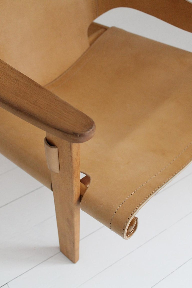 Trienna Lounge Chair by Carl-Axel Acking For Sale 9