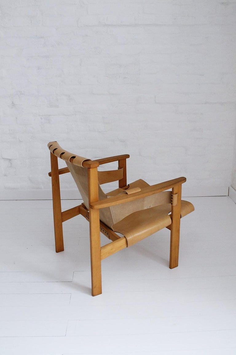 Hungarian Trienna Lounge Chair by Carl-Axel Acking For Sale