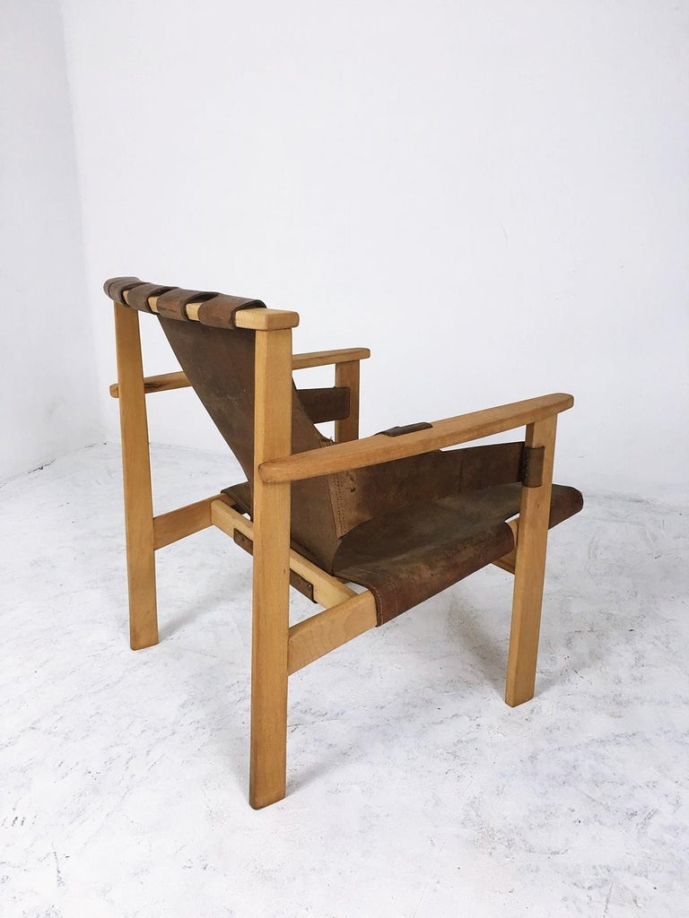 Mid-20th Century Trienna Lounge Chair by Carl-Axel Acking For Sale
