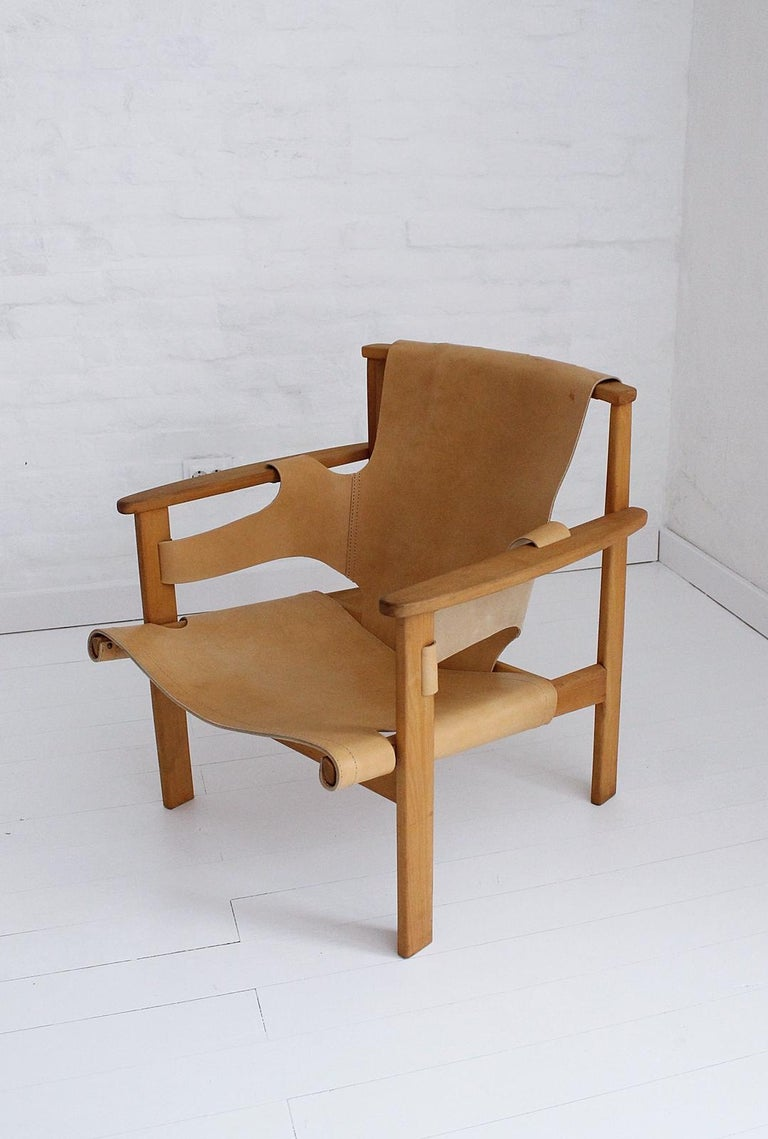 Trienna Lounge Chair by Carl-Axel Acking For Sale 1