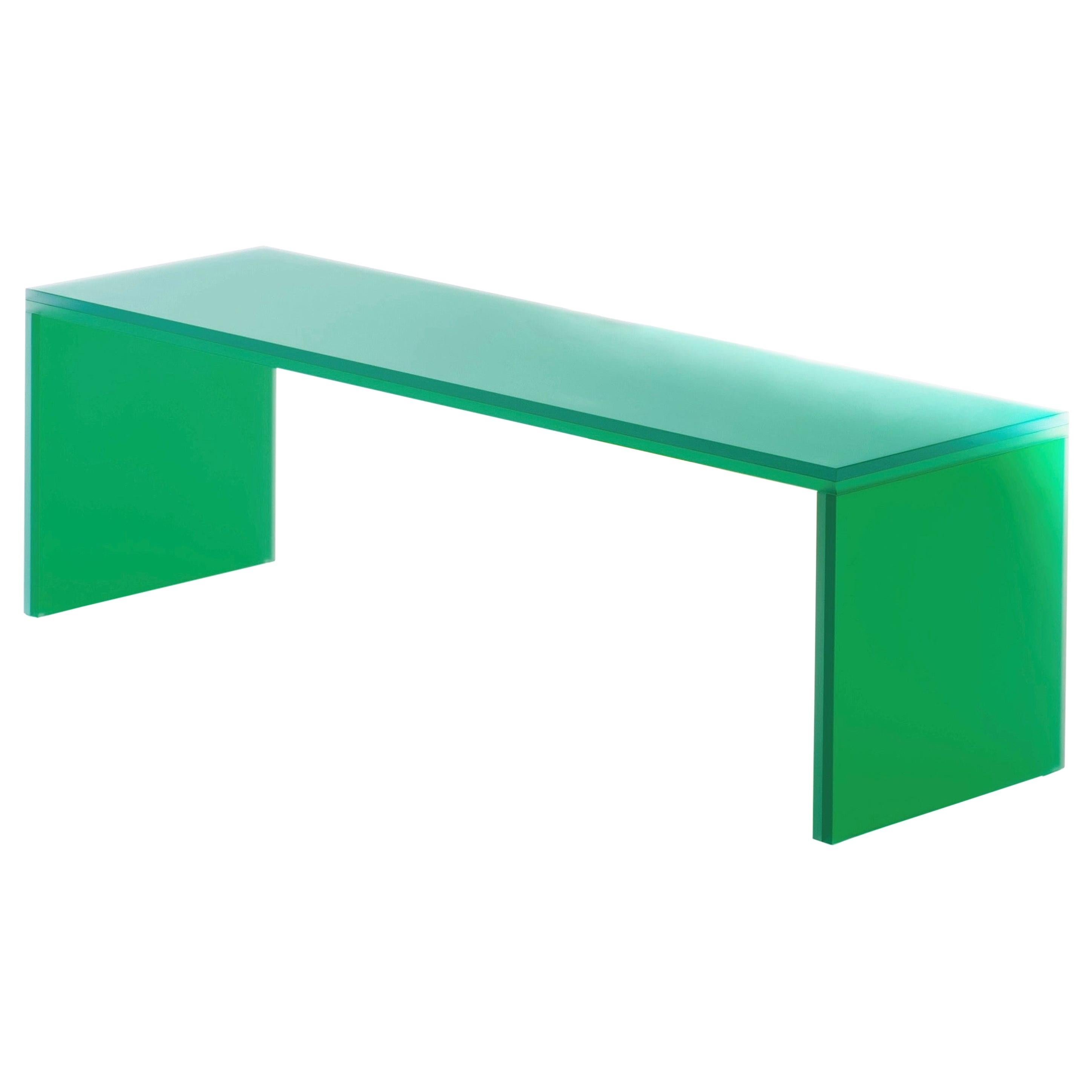Triennale Large Bench, by Michele De Lucchi from Glas Italia