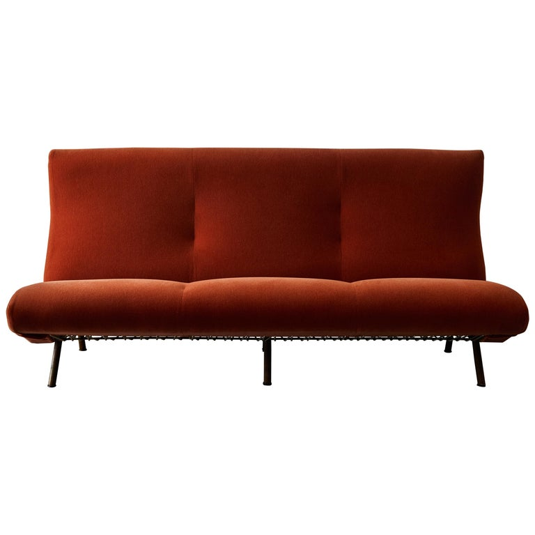 Triennale Sofa by Marco Zanuso for Arflex For Sale