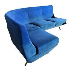 """""""Triennale"""" Sofa by Marco Zanuso, Italy, 1950s"""