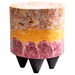"""Trifle"" Contemporary Stool or Side Table by Studio Morison for General Life"