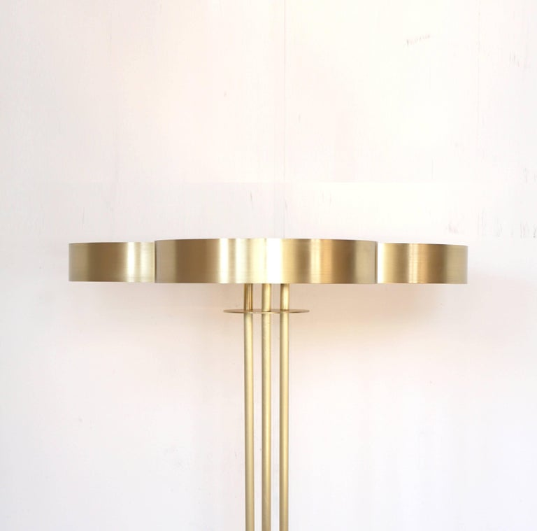 Post-Modern Trillium Floor Lamp by Simon Johns For Sale
