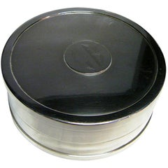 Trinket box by Yves St. Laurent