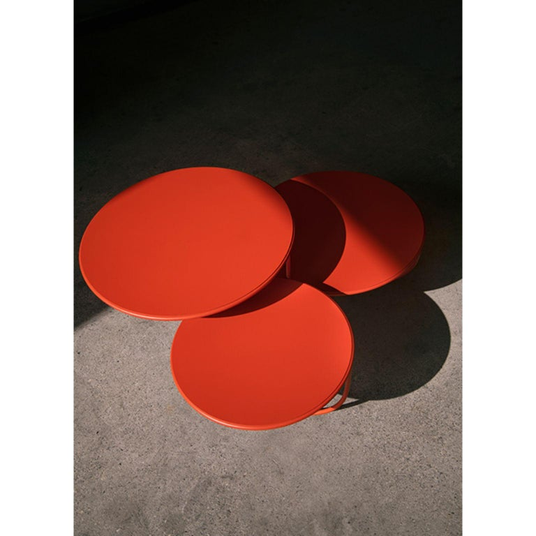 Trio Side Table by Nendo For Sale 3