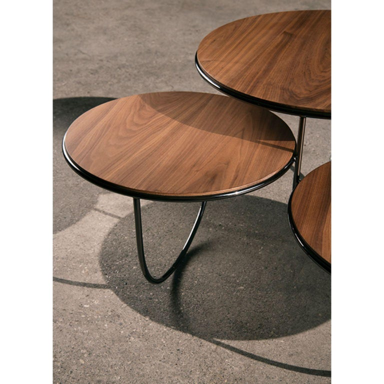 Trio Side Table by Nendo For Sale 2
