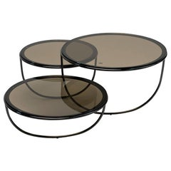 Trio Side Table by Nendo