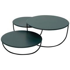 Trio Side Table by Nendo