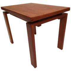Trioh Dovetailed Side Table