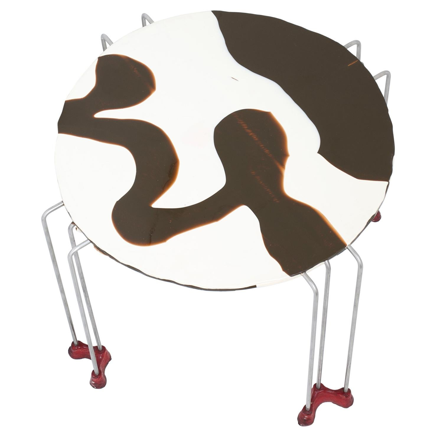 Triple Play Dining Table by Gaetano Pesce for Fish Design, Nr. 1/2016