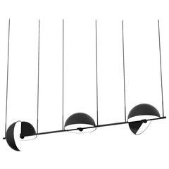 Triple Trapeze Pendant by Jette Scheib