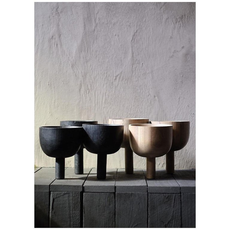 Triple Tray 2.0 in African Walnut, Arno Declercq For Sale 4