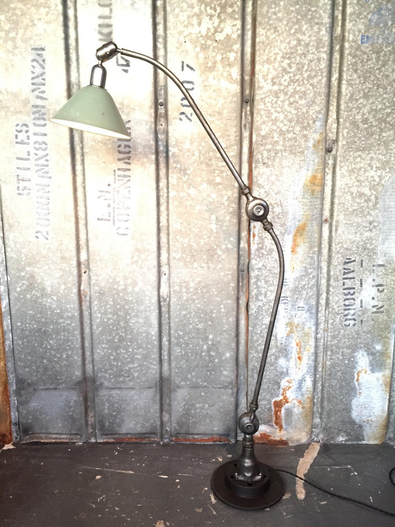 Triplex Industrial Lamp Designed by Johan Petter Johanson in the 1930s For Sale 1