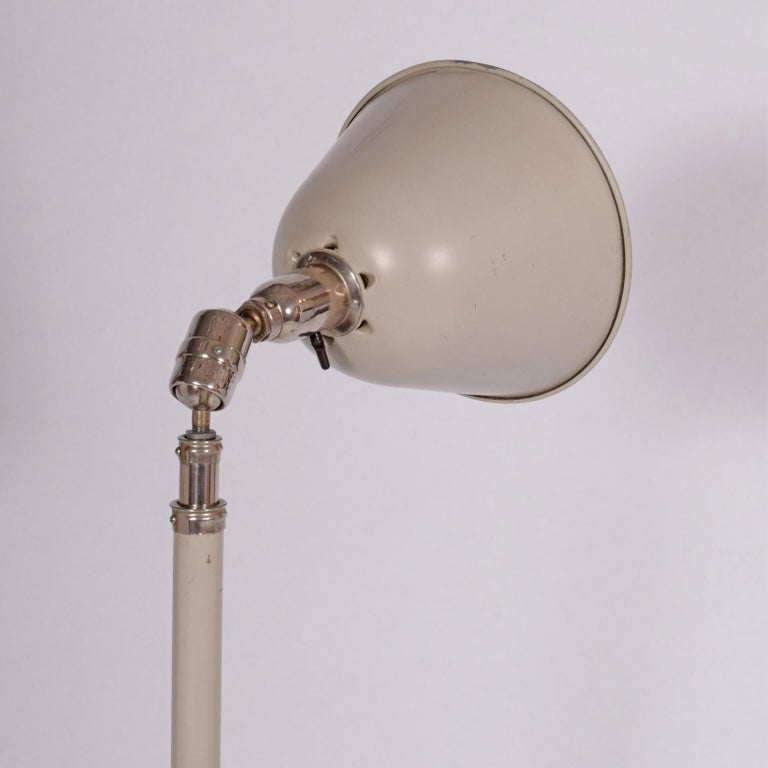 Triplex Lamp by Johan Petter Johansson for ASEA For Sale 1