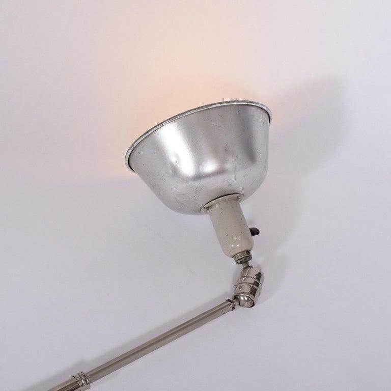 Triplex Lamp by Johan Petter Johansson for ASEA For Sale 2