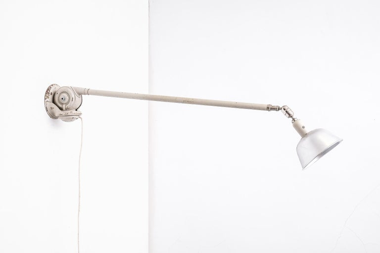 Model 'Triplex' wall / ceiling lamp designed by Johan Petter Johansson. Produced by Triplex Fabriken in Sweden.