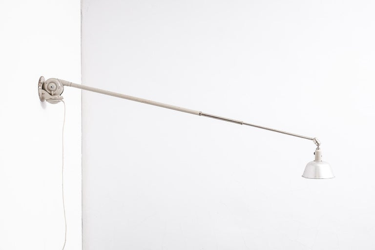 Scandinavian Modern 'Triplex' Wall / Ceiling Lamp by Johan Petter Johansson, Sweden For Sale