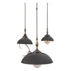 Triptico Suspension Lamp Big