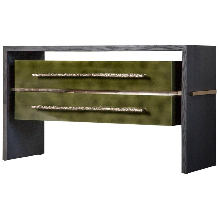 """""""Tristan"""" Cabinet by Robert Marinelli, Edited by BGA, USA, 2019 For Sale"""