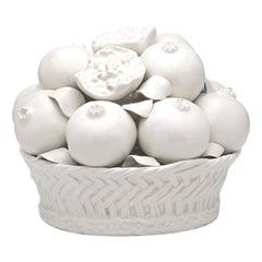 Triumpoh Fruit Basket by Le Ceramiche D'Este