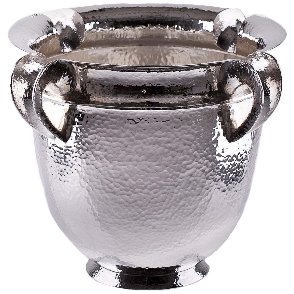 Troiana Sterling Silver Champagne Bucket