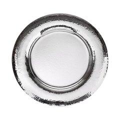 Troiana Sterling Silver Decorative Plate