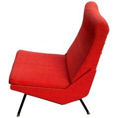 Troika Slipper Chair by Pierre Guariche