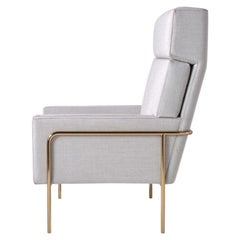Trolley High Back Lounge Chair