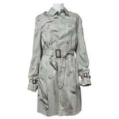 Trompe L'oeil Double Breasted Coat