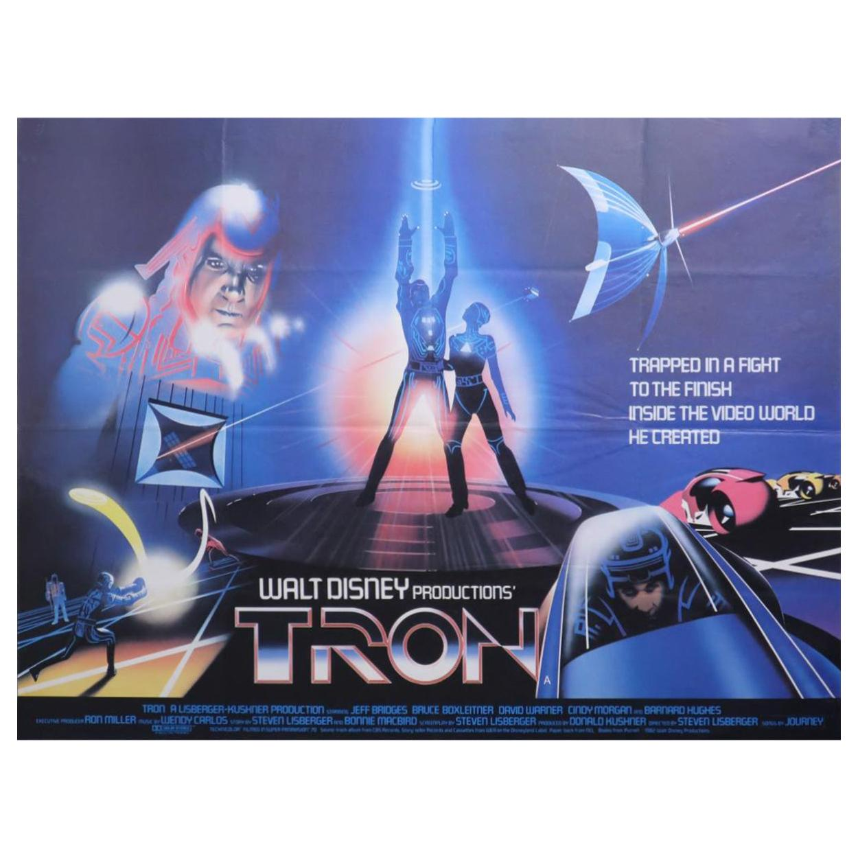 Tron '1982' Poster