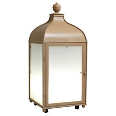 Tropez Outdoor Battery Lantern by Officina Ciani