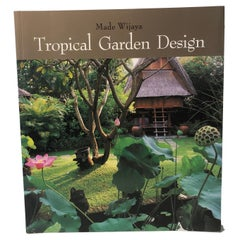 Tropical Garden Design Paperback Decorating Book