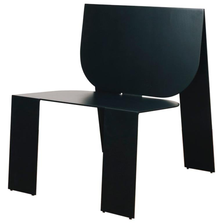 Tropos Armchair, CONTEMPORARY METAL SHEET  ARMCHAIR For Sale