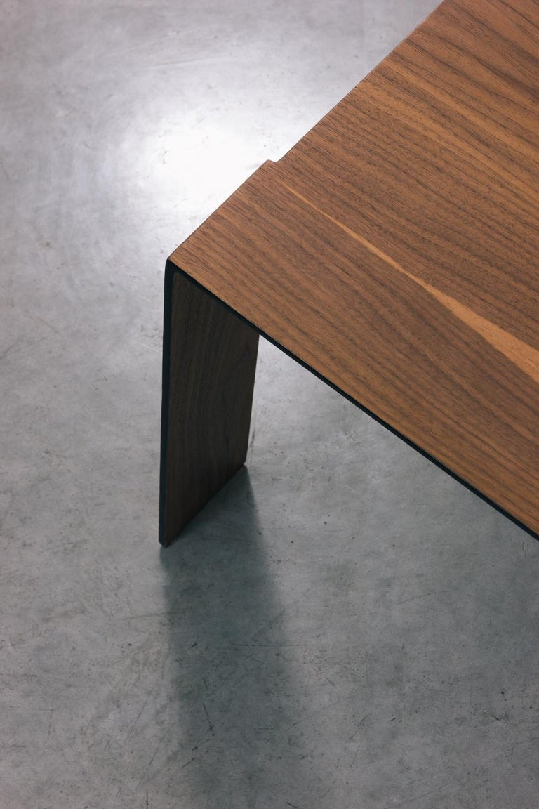 Contemporary Tropos Chair, CONTEMPORARY WOOD SHEET AND METAL CHAIR For Sale